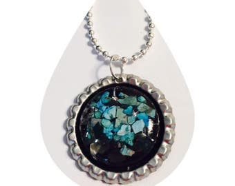Orgone Pendant. Orgone Necklace.