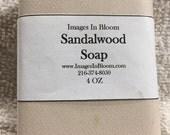 Sandlewood Soap