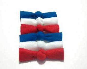 Catnip Fleece Bows 6 Pack