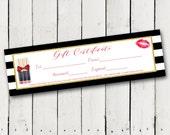 LipSense Gift Certificates For LipSense Distributors