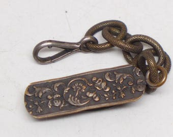 Antique Glove Holder - Clothing Accessory - Victorian Glove Holder