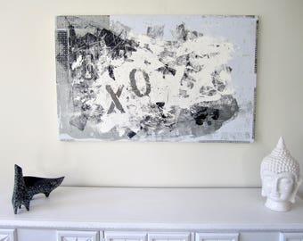 Original Art-Abstract Wall Painting