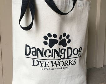 Dancing Dog Dyeworks Tote