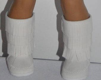 Boots that fit American Girl doll or other 18 inch dolls