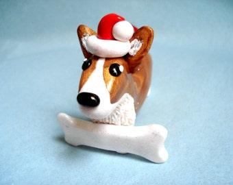 Corgi Ornament Dog Christmas Ornament Corgi Christmas Decorations Pet Ornaments Christmas Tree Decor