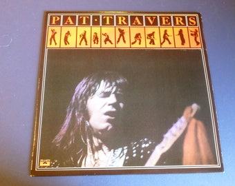 Pat Travers Vinyl Record LP PD-1-6079 Polydor Records 1976