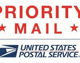 Priority Shipping Listing for 18x18x8 inch box