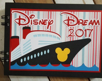 Disney Cruise Autograph Book Idea Photo Mat Signature Matte