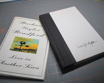 Vintage Book- Love in Another Town - Barbara Taylor Bradford