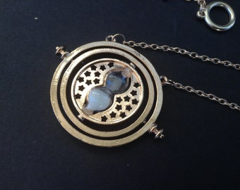 Time Turner Cosplay Necklace