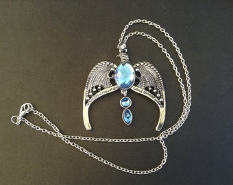Harry Potter Ravenclaw Diadem Necklace