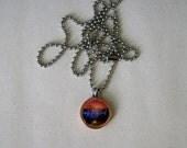 50 custom penny pendants