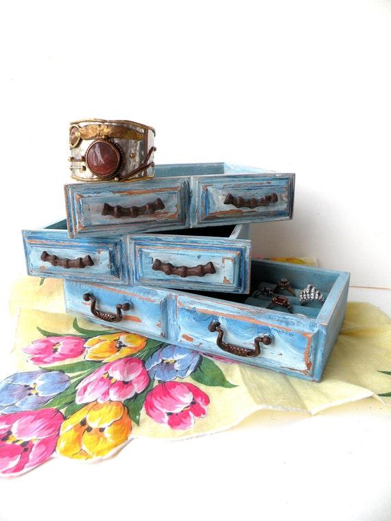 back to school jewelry storage boxes drawers trinket storage