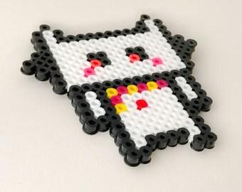 Perler Bead Robot Magnet