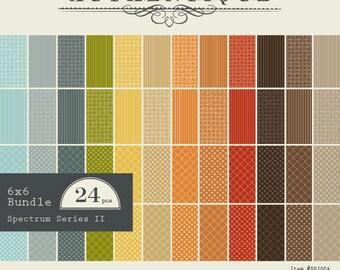 "Authentique Paper ""Spectrum 2"" 6x6 Pad"