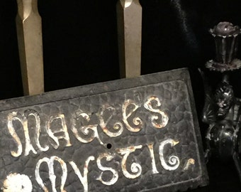 Antique Mystic Sign at Gothic Rose Antiques