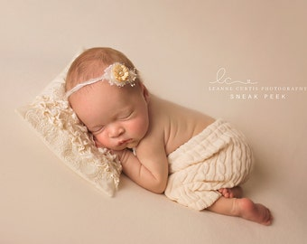 Newborn Photography Prop Posing Pillow. Lace Photography Prop Pillows. Pretty Baby Pillows. Prop Pillows.Newborn Photography Prop. UK Seller