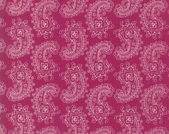 Spellbound Paisley in Mystical Plum,  Urban Chiks, 100% Cotton, Moda Fabrics, 31113 14