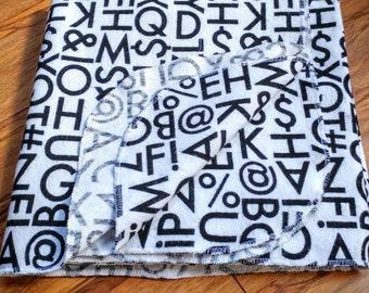 Large Receiving Blanket