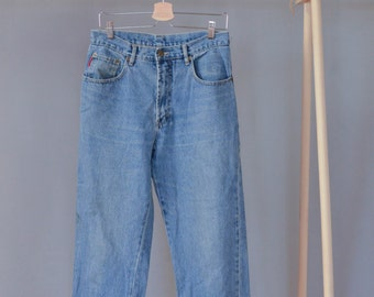 High Waisted Mom Jeans Vintage 90's high rise jeans