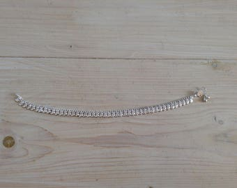 Beautiful paisley Indian anklet