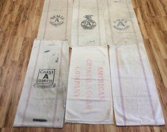 6 Vintage sacks variety pack.   1113164