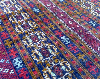 VINTAGE Handmade PERSIAN Balouch RUG
