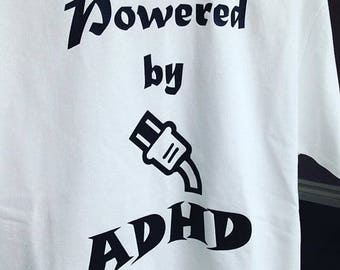 ADHD tshirt Special Needs Disability Father's Day Awareness FREE SHIPPING