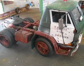 Scale Model Truck, Junker Model, Toy Truck, Classicwrecks, Dodge Truck