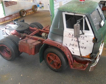 Scale Model Truck, Junker Model, Toy Truck, Classicwrecks, Dodge Truck