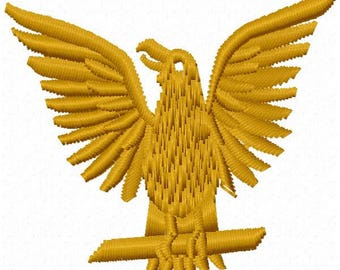 Eagle Embroidery Design - Instant Download