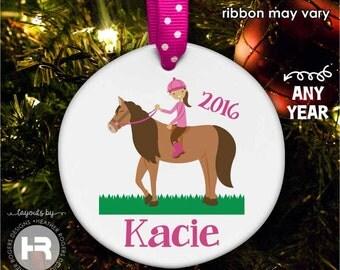Horse ornaments  Etsy