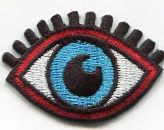 EYE - iron on patch applique