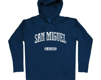 San Miguel de Allende Mexico Hoodie - Men S M L XL 2x 3x - Gift for Men, Her, Sweatshirt, Hoody, San Miguel de Allende Hoodie, Guanajuato