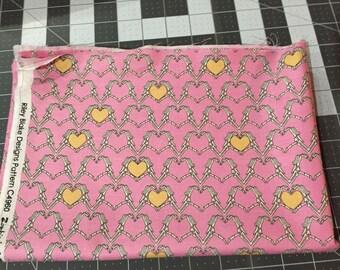 Zombie Love Fabric 2 yard cut