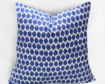 Decorative Pillow Cushion Covers - Accent Pillow - Throw Pillow - Waverly - Indoor Outdoor