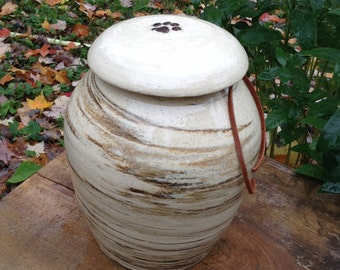 Dog Urn Up to 115 lbs Large Dog Urn