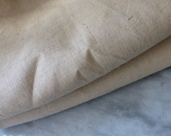2 Primitive,Rustic, Pure Linen Sheets, Antique French, UPHOLSTERY