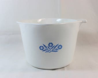 Corning Ware Cornflower Blue 1 Quart Saucemaker