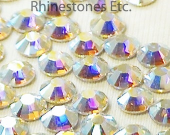 Crystal AB 20ss Swarovksi Elements Rhinestones HOT FIX 36 pieces