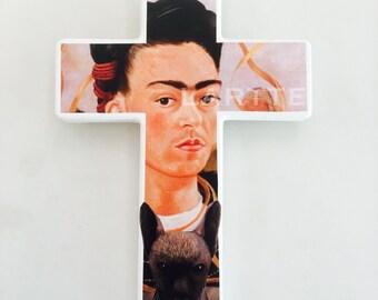 Frida Kahlo Cross Dog 1945