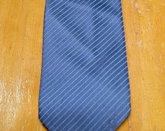 Authentic Ermenegildo Zegna Couture Silk Tie