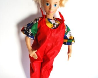 Vintage Doll, Mattel, 1986, Hot Looks, Posable Fashion Doll