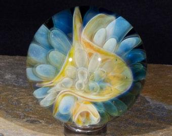 1.7  inch Nudibranch Borosilicate Marble