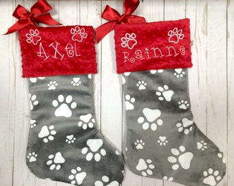 Dog stocking | Etsy