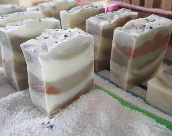 Jangwa clay soap