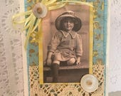 All Occasion Greeting~~~ Shabby Chic~~~ Sweet  Sentiments~~~