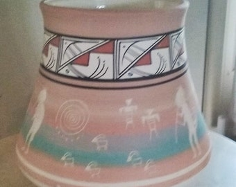 SOUTHWEST POT,great shape,native american,collectible,7 3/4 by 24 3/4