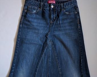 Girls Jean Skirt