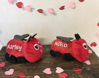 Personalized Valentine's Love bug!